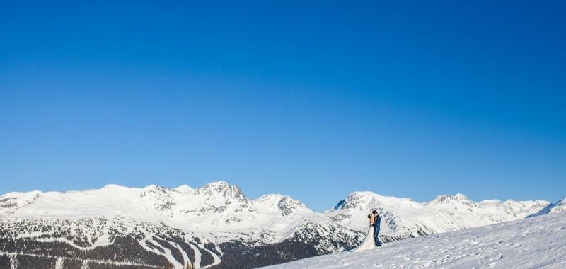 Nicole & Keith - Whistler Pre-wedding shoot