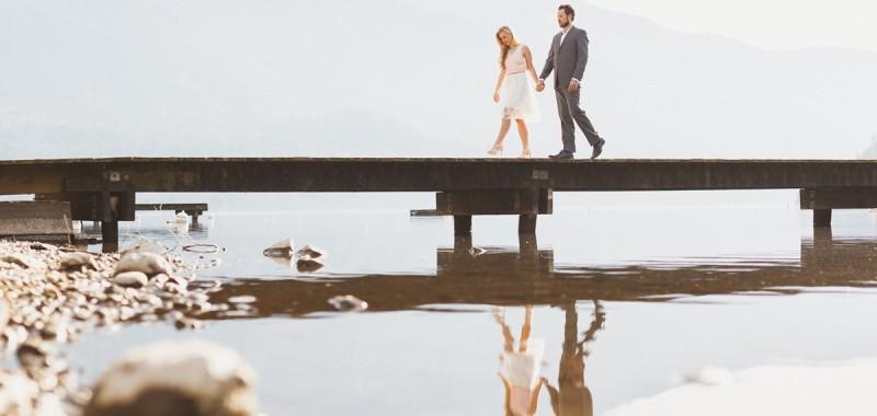 Rae-Lynn & Ian - Cultus Lake Engagement shoot