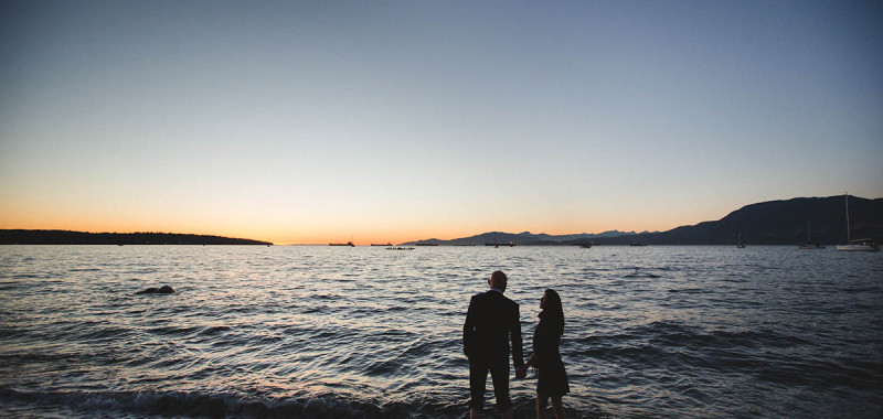 CHRISTINE + ZHU | ENGAGEMENT | DEER LAKE | OLYMPIC VILLAGE | SECOND BEACH STANLEY PARK