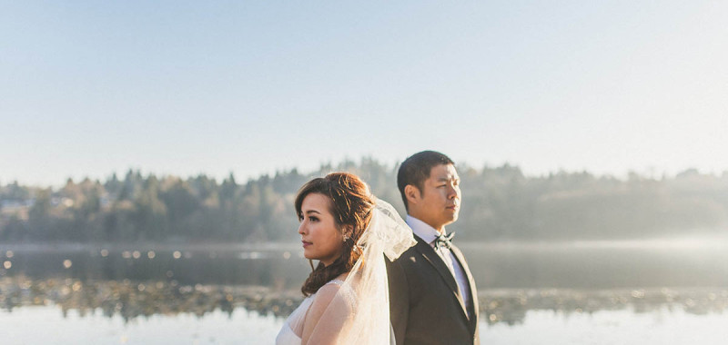 VANCOUVER PREWEDDING PHOTOSHOOT | JULIA & JACK | VANCOUVER