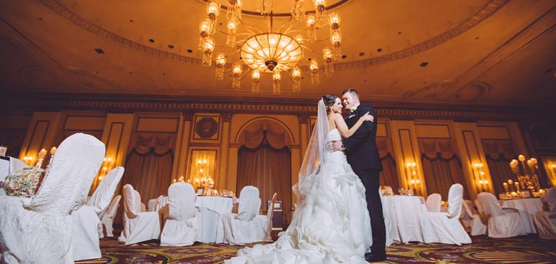 Kaitlyn & Andrew - Wedding @ Fairmont Vancouver