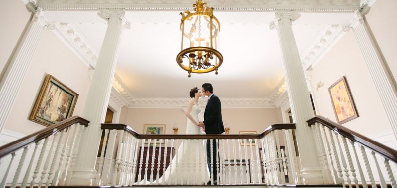 Pre-Wedding Photoshoot - Hycroft & Whycliff & Gastown