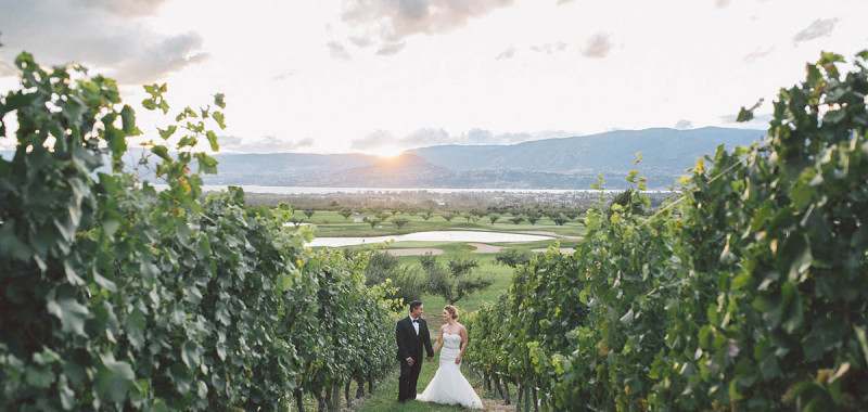 Marlo + Jeremy | The Harvest Golf Club | Kelowna