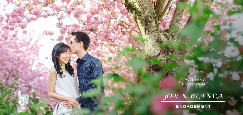 VANCOUVER ENGAGEMENT PHOTOSHOOT | JON & BIANCA |RICHMOND