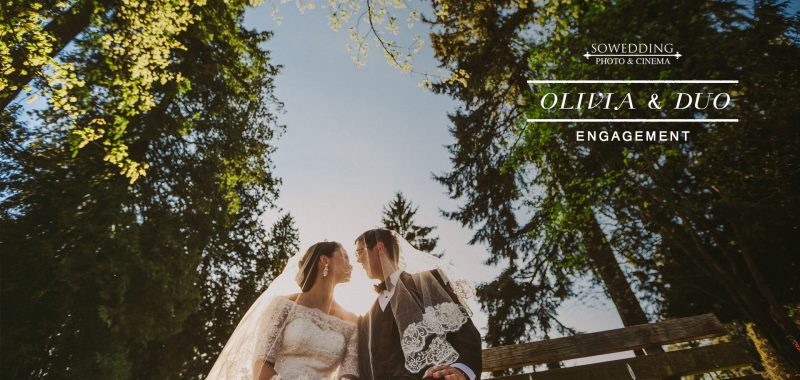 VANCOUVER PRE-WEDDING PHOTOSHOOT | OLIVIA & DUO|STANLEY PARK, VANCOUVER