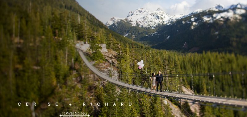 VANCOUVER ENGAGEMENT PHOTOSHOOT | CERISE & RICHARD|SEA TO SKY, VANCOUVER