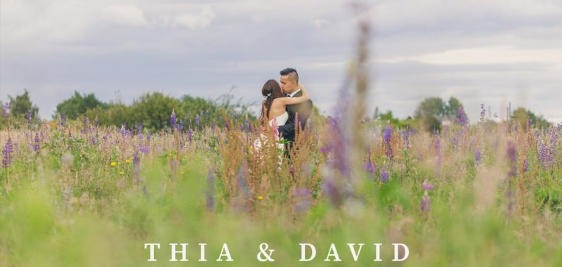 VANCOUVER WEDDING PHOTOGRAPHY AND VIDEOGRAPHY | THIA & DAVID | QUEEN ELIZEBETH & SHIANG GARDEN | VANCOUVER
