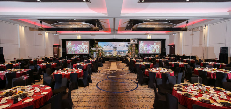 Prudential Hong Kong Gala Dinner 2016 | Hyatt Regency Vancouver