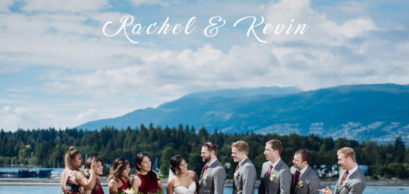 VANCOUVER WEDDING PHOTOGRAPHY and Videography | Rachel & Kevin | Holy Rosary Cathedral and Big Rock Urban, Vancouver, BC