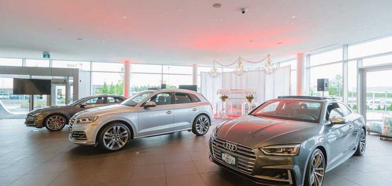 Cowell Audi | Audi Richmond Opening