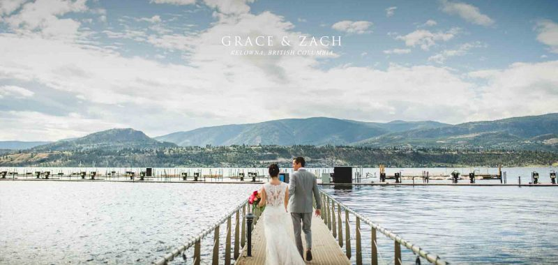Vancouver Wedding Photography | Grace and Zach | Manteo Resort Waterfront Hotel, Kelowna