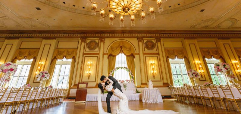 Vancouver Wedding Photography | Christine and Stephen | Fairmont Hotel Vancouver