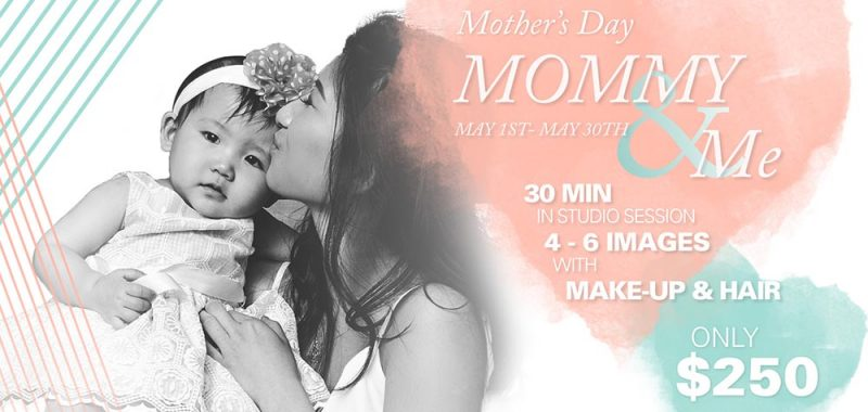 [SoWedding x Tiffanys Pro Makeup]  Mother's Day Promotion