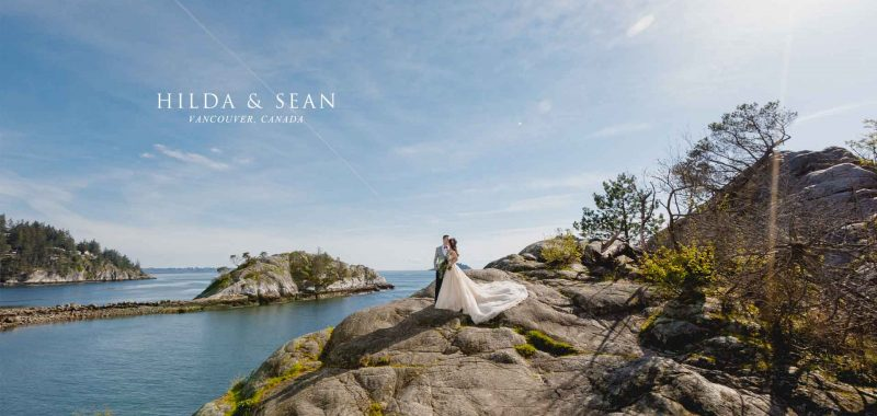 VANCOUVER PRE-WEDDING PHOTOGRAPHY | HILDA and SEAN | WHYTECLIFF, VANCOUVER