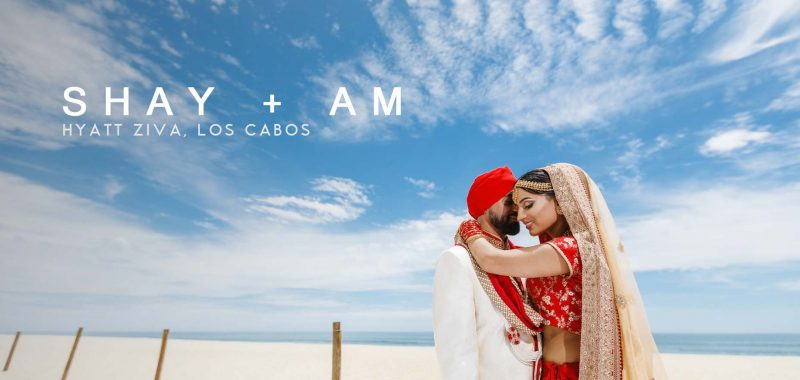 VANCOUVER WEDDING PHOTOGRAPHY and Videography | Shay and Am |  Hyatt Ziva, Los Cabos